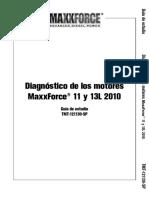 Diagnóstico de Los Motores MaxxForce 11 y 13L 2010