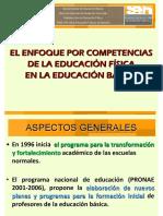 El Enfoque Por Competencias de -La -Educ Fisica en La Educ Basica