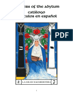 Spanish Catalog Oct 2009
