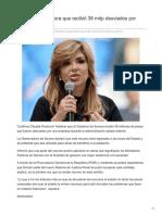 04-09-2018-Afirma Gobernadora que recibió 38 mdp desviados por Padrés - Elsoldehermosillo