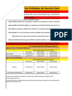 NORMAS DE CALIDAD DE AGUA POTABLE