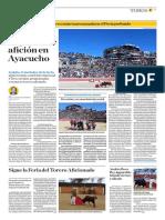 El Comercio (Lima-Peru) Lun 13 Ago 2018 (Pag A25) Pagina Taurina