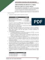 2. Práctica Sobre Determinación IR 160917