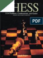 Chess 5334 Problems. Laszlo Polgar