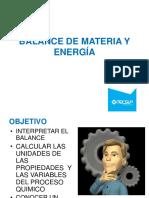 1eraclase Balance de Materia- 2do Inicio