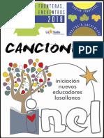 Cancionero INEL 2018 Tapa