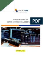 Manual Operaciones Auv Febrero 2017