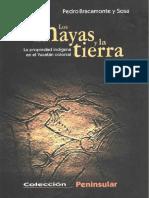 BRACAMONTE Y SOSA, P. 2003. Los Mayas y La Tierra. La Propiedad Indigena en El Yucatan Colonial