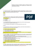 Estudo Dirigido de Radiologia Odontológica-ST