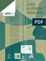CUCHÉ, D. A noção de cultura nas Ciências Sociais - Cópia.pdf