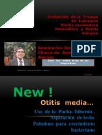 Otitis Media  y  Uso  de  Biberón  Acostado