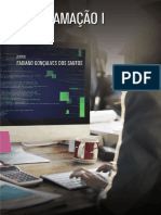 Livro Proprietario - Programacao i