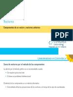 Física General 3.4 Componentes de Un Vector y Vectores Unitarios