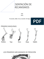 Clase 1 Presentación de Mecanismos