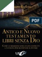 Mauro Biglino - Antico e nuovo testamento. Libri senza Dio.pdf
