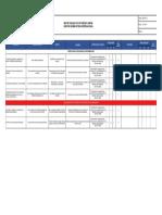 Matriz AMFE - Gestión de Biblioteca Especializada