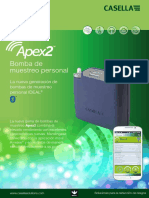 Apex2 Bomba Personal