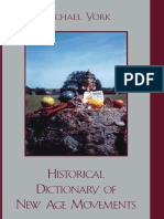 (Historical Dictionaries of Religions, Philosophies and Movements) Michael York-Historical Dictionary of New Age Movements-The Scarecrow Press, Inc. (2003).pdf