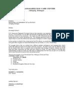 Letter Fieldtrip