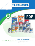 230125 Weld on Product Guide Spanish AUG20161