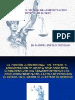 Sistema Administracion Justicia