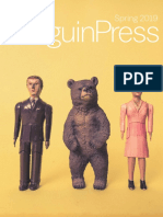 Penguin Press Spring 2019 Catalog