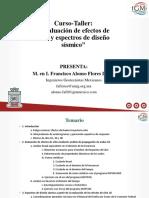 Efecto de Las Vibraciones de Equipos Rotatorios en El Desempeño Por Fatiga de Pedestales de Concreto Reforzado