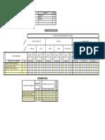 Pràctica Nº 01 Excel