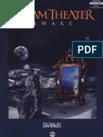 Dream Theater - Awake - Songbook
