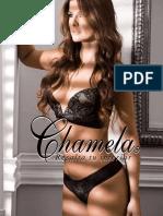 Chamela Lingerie Catalog 2014 Spanish