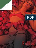 Fearless & Fun Lingerie Catalog 2014