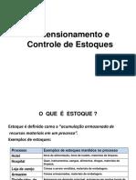 Transportes II - 2018 - Logística (F) (Estoques)