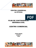 Plan de Contingencia Defensa Civil