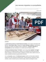 30-08-2018-Primer albergue para menores migrantes no acompañados abrirá en Sonora - Excelsior