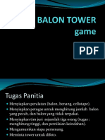 Balon Tower