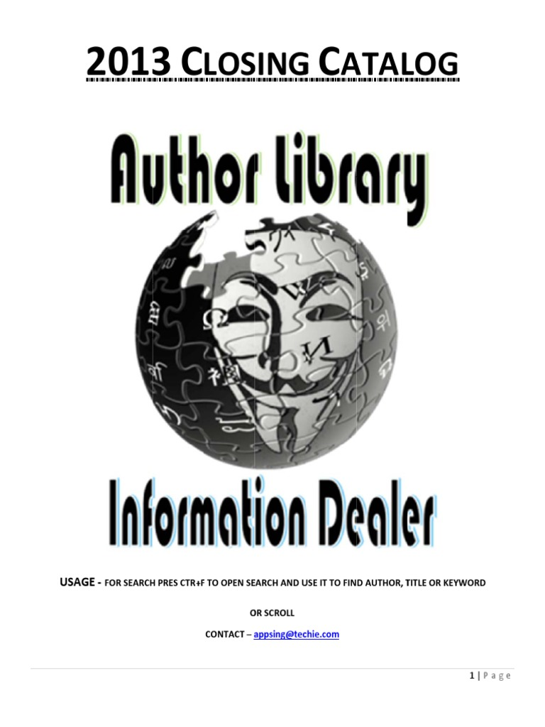 131816598-Authors-Library pdf | Hypnosis | Soul