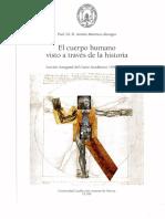 EL CUERPO HUMANO VISTO A TRAVÉS DE LA HISTORIA. LECCIÓN INAUGURAL DEL CURSO ACADÉMICO 1998-1999
