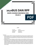 Silabus Sejarah Indonesia Novi