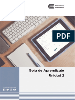 Guía Unidad 2 Técnicas Proyectivas