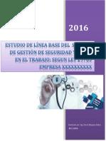 Informe de Linea Base SGSST