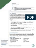 NTIA Fact Sheet App #7309 - BayWEB
