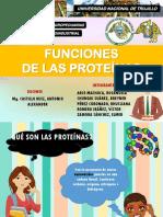 FUNCIONES DE LAS PROTEINAS.pptx