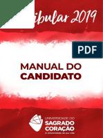 Manual Do Candidato 2019 Atualizado