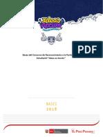 Bases Ideas en Accion 2018