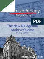 Andrew Cuomo's Clean Up Albany Agenda