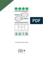 reglas tenis