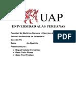 Facultad de Medicina Humana y Ciencias de La Salud