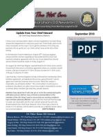 DCPU - CID Newsletter - September 2018