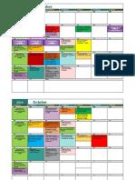 Activities Calendar Master 18-19-6 Sep 18