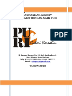PEDOMAN ORGANISASI LAUNDRY.doc